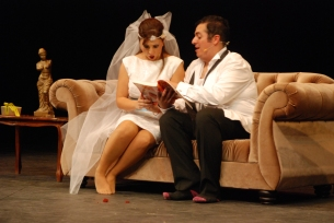 The Debut, Satirikon Theatre, Cyprus