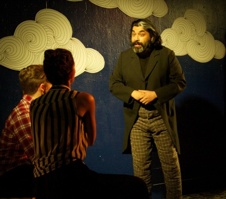 Socrates and his Clouds, Jermyn Street Theatre, London