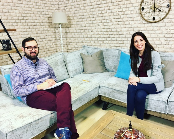 Interview on Ioannina TV