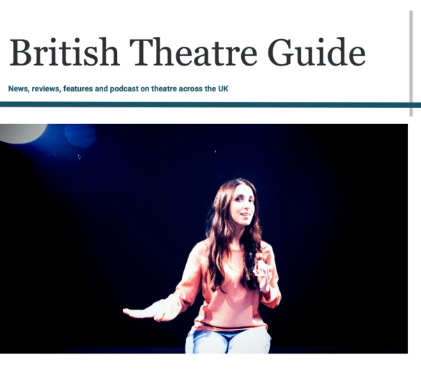 British Theatre Guide Review